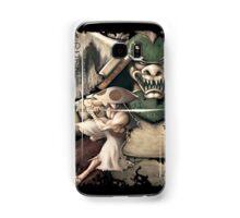 Ronin of the Mushroom Kingdom Samsung Galaxy Case/Skin