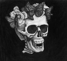 Happy Skull by Stygy