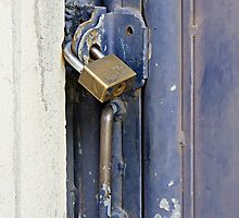 Lock V by Dave Lloyd