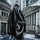 Another Cold Cold Day On Wall Street by Chris Lord