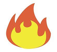 Fire EmojiOne Emoji by emoji