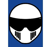 The Stig - Stig's Head Photographic Print
