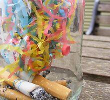 Cigarettes & Streamers by elizabethrose05