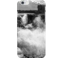 ICELAND:THE GIANT WATERFALL iPhone Case/Skin