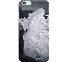 NEW ZEALAND:60 FT. WAVE AT SLOPE POINT iPhone Case/Skin