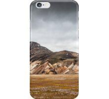 ICELAND:RISING STORM iPhone Case/Skin