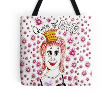 Queen of Farts Tote Bag