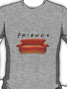 Friends couch T-Shirt