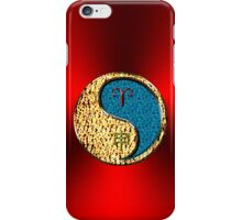 Aries & Monkey Yang Water iPhone Case/Skin