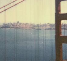 Polaroid - San Francisco Sticker