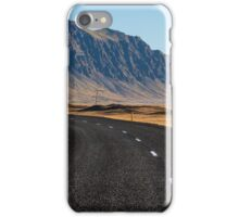 ICELAND:THE RING ROAD iPhone Case/Skin