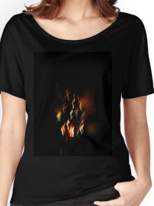 Flame Dance Women's Relaxed Fit T-Shirt