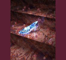Cinderella's Little Glass Slipper Womens Fitted T-Shirt
