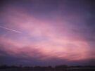 pink nebula by schizomania