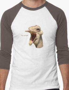 The scream Men's Baseball ¾ T-Shirt