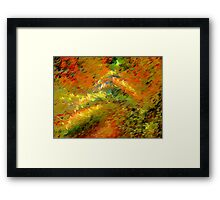 From The Painting Easel #7 Framed Print