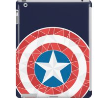 Captain America - Stylised Shield iPad Case/Skin