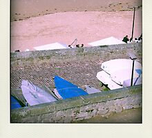 Faux-polaroids - Travelling (55) by Pascale Baud