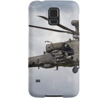 British Army Air Corps AugustaWestland WAH-64D AH.1 Helicopter Samsung Galaxy Case/Skin