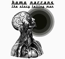 Homo narrans - the story telling man... Long Sleeve T-Shirt