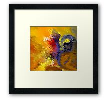 From The Painting Easel #8 Framed Print