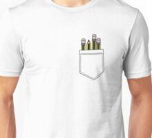 The Pencil Pocket Unisex T-Shirt