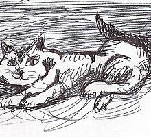 KITTY(C2014) by Paul Romanowski