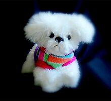 Dog 2 by Valeria Lee