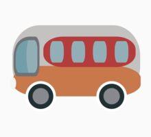 Bus EmojiOne Emoji Kids Clothes
