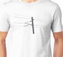 train lines Unisex T-Shirt