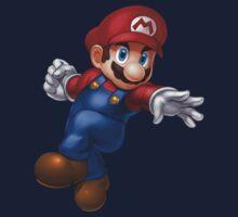 Mario One Piece - Long Sleeve