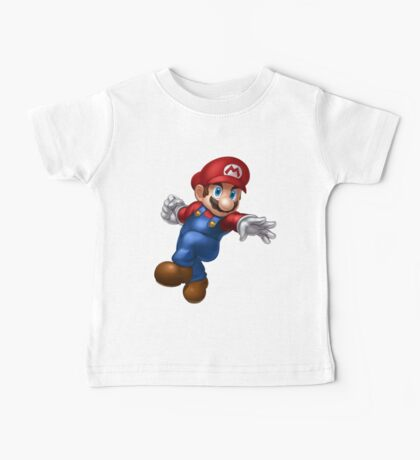 Mario Baby Tee