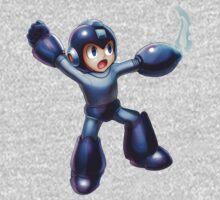 Mega Man Kids Tee