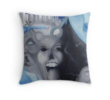 Offenders of the Gender Undead Throw Pillow
