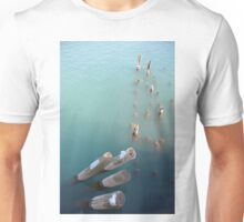 Water and Wood Unisex T-Shirt