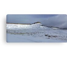 Mt. Garfield, Grand Junction, CO Canvas Print
