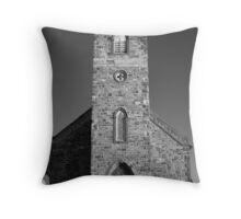 St. Paul's Anglican Church - Hr.Grace,NL. Throw Pillow