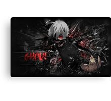 Tokyo ghoul - pillows, mugs, laptop skins ect... Canvas Print