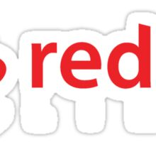 only redhat Sticker