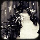 OLD SHANGHAI - Bike Lane by moderatefanatic