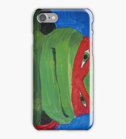 raphael iPhone Case/Skin