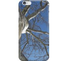 Blue Skies 019 iPhone Case/Skin