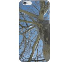 Blue Skies 021 iPhone Case/Skin