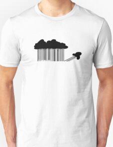 forest barcode T-Shirt