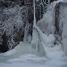 Staircase of the Ice Queen by tayja