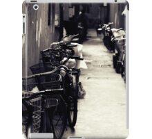 OLD SHANGHAI - Bike Lane iPad Case/Skin