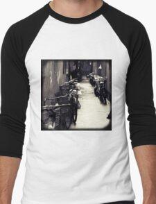 OLD SHANGHAI - Bike Lane Men's Baseball ¾ T-Shirt