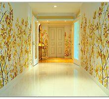 Corridor by carlosporto