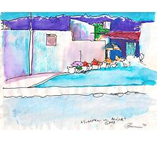 SUMMER IN APOINE(C1998) Photographic Print