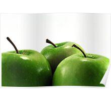 Pommes Verte Poster